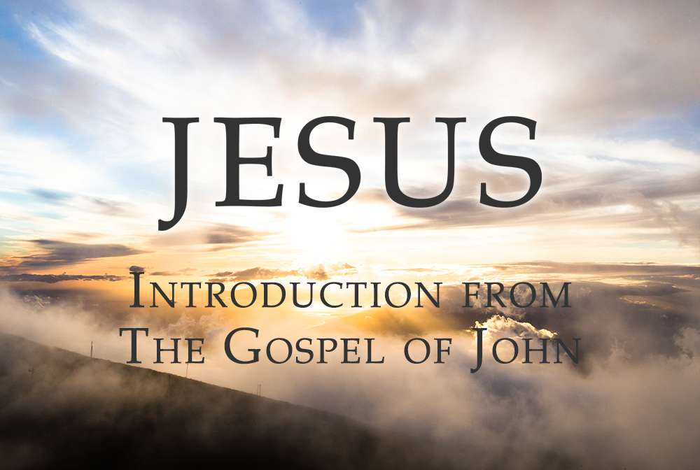 Jesus (The Gospel of John)